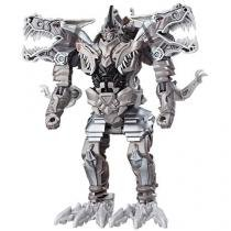 Boneco Transformers - The Last Knight - Turbo Changer -Grimlock - Hasbro