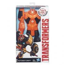 Boneco Transformers Titan Hero ONDA Autobot DRIFT Hasbro B0760 10809 -