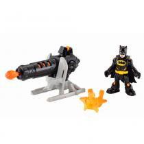 Bonecos Batman Lança Chamas - Imaginext DC Super Amigos - Fisher-Price - Fisher Price