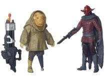 Bonecos Disney Star Wars The Force Awakens - SW E7 Sidon Ithano & First Mate Quiggold Hasbro