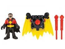 Bonecos Imaginext - DC Super Friends Red Robin - com Acessórios - Fisher-Price