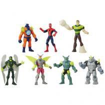 Bonecos Marvel Spider Man Sinister 6 - Hasbro