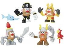Bonecos Mr. Potato Head - Playskool Friends - Clash  Mash Pack Hasbro