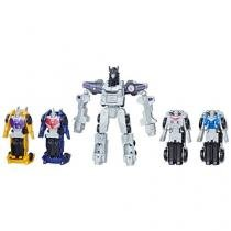 Bonecos Transformers Robots in Disguise - Menador Combiner Force Hasbro