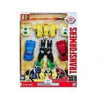 Bonecos Transformers Robots IN Disguise ULTRA Bee Hasbro C0624 12252 -