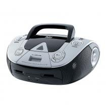 Boombox Áudio PB126 MP3 USB CD Player Philco Bivolt -