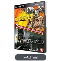 Borderlands 2 e Dishonored para PS3 - Take 2