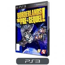 Borderlands: The Pre Sequel para PS3 - 2K Games