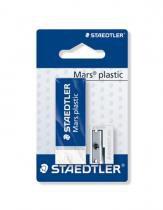 Borracha + Apontador Staedtler Mars Plastic 526-S3bk2d Summit Blister - 1