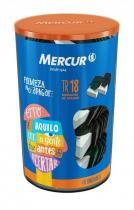 Borracha mercur plastic tr18 com 18 - Mercur