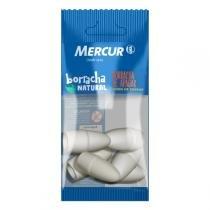 Borracha Ponteira Branca 6un 301014 Mercur Blister - 1
