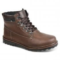 0b381884b3 Bota work masculina sandro moscoloni eco five marrom coffee -