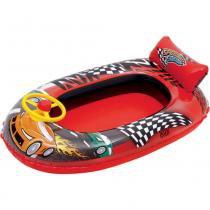 Bote Infantil Speedway com Volante 1,02mx69cm - Bestway -