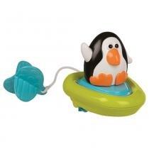 Bote Nadador de Banho - Pinguim - Sassy - Girotondo