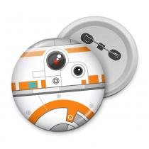 Botton Geek Side Faces- BB 8 - YaaY!
