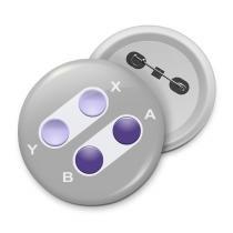 Botton joystick 16-bits - Yaay