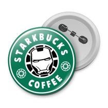 Botton starkbucks coffee - Yaay