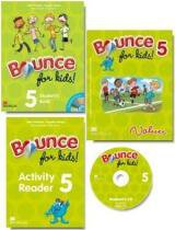 Bounce For Kids Students Book 5 - Macmillan - 953097