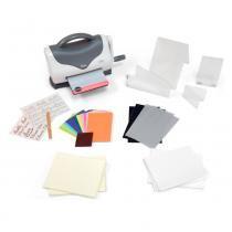 Boutique Sizzix Embossing Machine Starter Kit - 660951 -