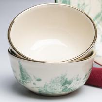 Bowl Cerâmica Cottage - 6 unid - Soul Home