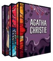 Box 1 - agatha christie - Harpercollins (casa dos livros)