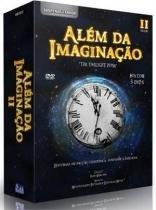Box Alem da Imaginaçao, V.2 - Radar records (cds)-
