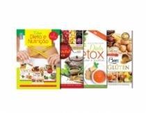 Box Dieta E Nutricao - 3 Vols - Coquetel - 1