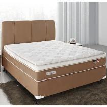 Box para Colchão Casal Plumatex 37 cm de Altura  - Infinity