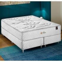 Box para Colchão King Size King Koil Bipartido - 42cm de Altura Touch