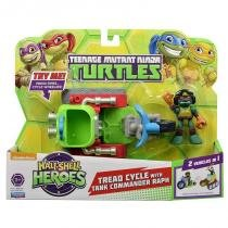 Br289 tmnt half shell hero triciculo turbo do rafael - Multikids