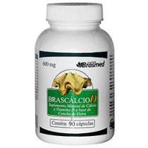 Brascálcio D 90 Cápsulas - Brasmed