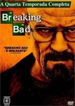 Breaking Bad - 4ª Temporada Completa - Sony pictures