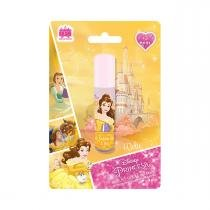 Brilho labial infantil glitter princesa - bela - rosa claro - View cosmeticos