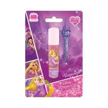 Brilho labial infantil glitter princesa - rapunzel - rosa - View cosmeticos