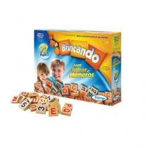 Brincando com letras e numeros xalingo 5057.6 - Xalingo