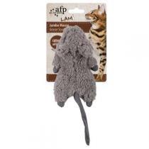 Brinquedo AFP Roedor Cinza com Catnip para Gatos - All For Paws
