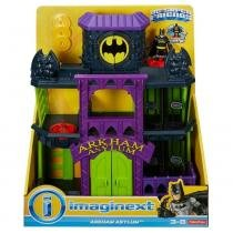 Brinquedo Asilo Arkham Batman Imaginext - Mattel Fdx24 - Fisher price