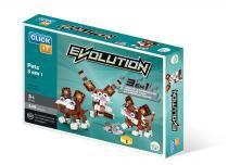 Brinquedo Blocos De Montar Com 349Pçs Evolution Pets - Sertic