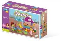Brinquedo Blocos De Montar Com 84Pçs Fashion Doceira - Sertic