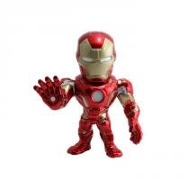 Brinquedo Boneco Marvel Civil War Iron Man 4017 - DTC - DTC