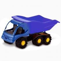 Brinquedo Caminhão Caçamba Toy Truck Construtor 105A - GGBplast - GGBplast Brinquedos