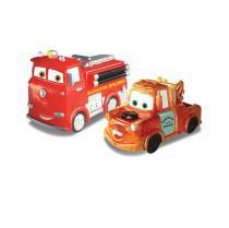 Brinquedo Carros em Vinil Tow Mater e Red 629 - Lider - Lider Brinquedos