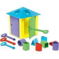 Brinquedo casa das chaves estrela 0006 - Estrela