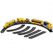 Brinquedo Caterpillar Iron Diesel Train 3643 - DTC - DTC