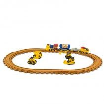 Brinquedo Caterpillar Preschool Express Train 3646 - DTC - DTC