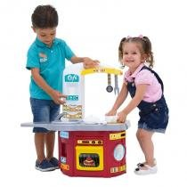 Brinquedo Cozinha Infantil Mini Chef 4276 - Xalingo - Xalingo