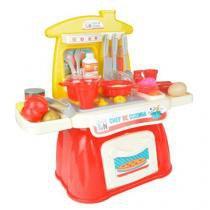 Brinquedo Creative Fun Chef de Cozinha BR679 - Multilaser - Multilaser