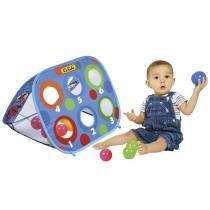 Brinquedo de Atividades Ks Kids - Gol do Bebê - KS Kids