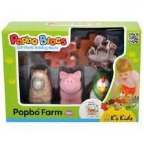 Brinquedo de Atividades Ks Kids - Porco Ovelha Peru - KS Kids