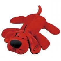 Brinquedo de Pelúcia Ks Kids Patrick - Vermelho - Tiny love